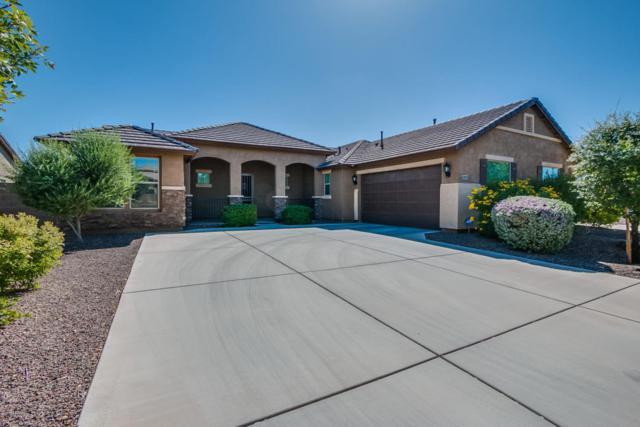 21875 S 219TH Place, Queen Creek, AZ 85142 (MLS #5664379) :: The Pete Dijkstra Team