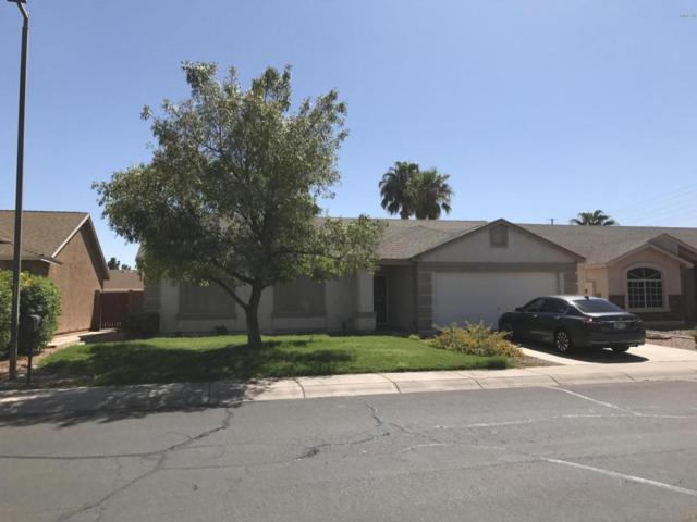 2047 E Brooks Street, Gilbert, AZ 85296 (MLS #5664422) :: The Pete Dijkstra Team