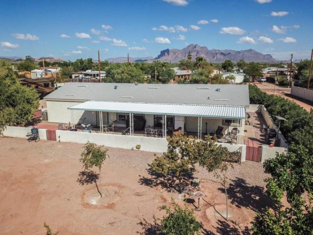 1876 N Warner Drive, Apache Junction, AZ 85120 (MLS #5664440) :: The Kenny Klaus Team