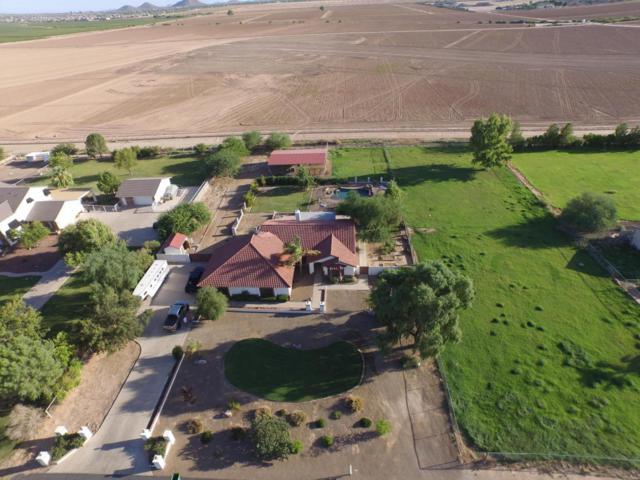 22135 E Stoney Vista Drive, Queen Creek, AZ 85142 (MLS #5664441) :: The Pete Dijkstra Team