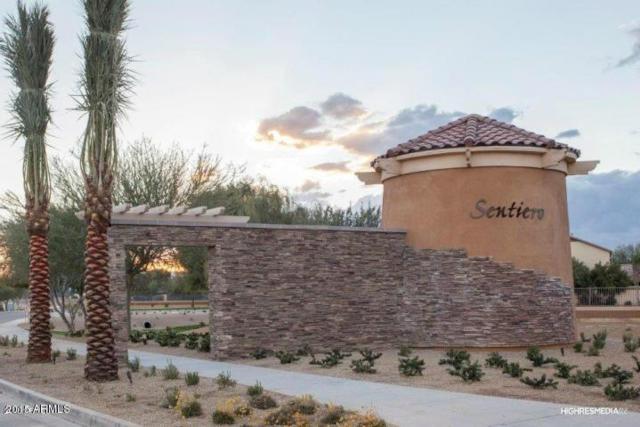 22184 E Sentiero Drive, Queen Creek, AZ 85142 (MLS #5664464) :: The Pete Dijkstra Team