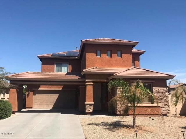 16739 N 152ND Court, Surprise, AZ 85374 (MLS #5664477) :: The Worth Group