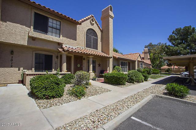 4901 E Kelton Lane #1011, Scottsdale, AZ 85254 (MLS #5664561) :: The Pete Dijkstra Team