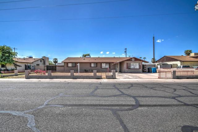3302 N 61ST Avenue, Phoenix, AZ 85033 (MLS #5664562) :: The Pete Dijkstra Team
