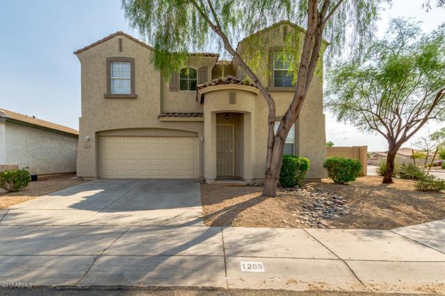 1203 E Grove Street, Phoenix, AZ 85040 (MLS #5664564) :: The Pete Dijkstra Team