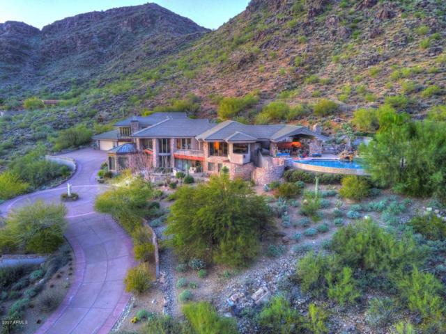8060 N Mummy Mountain Road, Paradise Valley, AZ 85253 (MLS #5664595) :: Arizona Best Real Estate