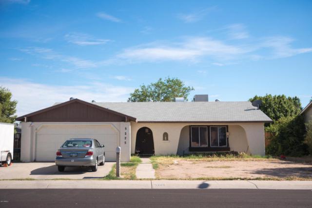 5225 W Sunnyside Drive, Glendale, AZ 85304 (MLS #5665039) :: Santizo Realty Group