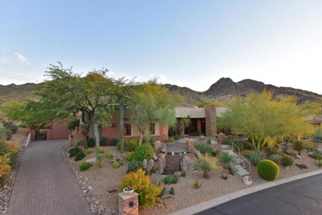 11955 E La Posada Circle, Scottsdale, AZ 85255 (MLS #5665101) :: Santizo Realty Group