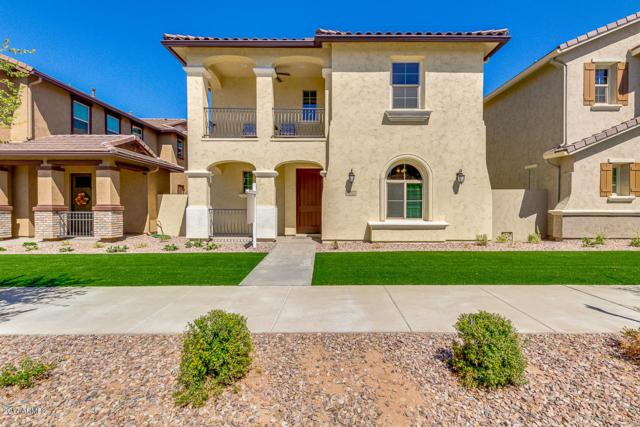 3712 E Vest Avenue, Gilbert, AZ 85295 (MLS #5665267) :: The Daniel Montez Real Estate Group