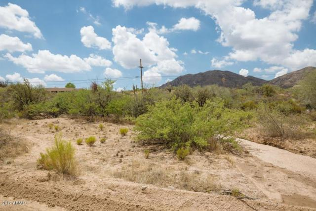 - N La Plata Road, Cave Creek, AZ 85331 (MLS #5665664) :: Occasio Realty