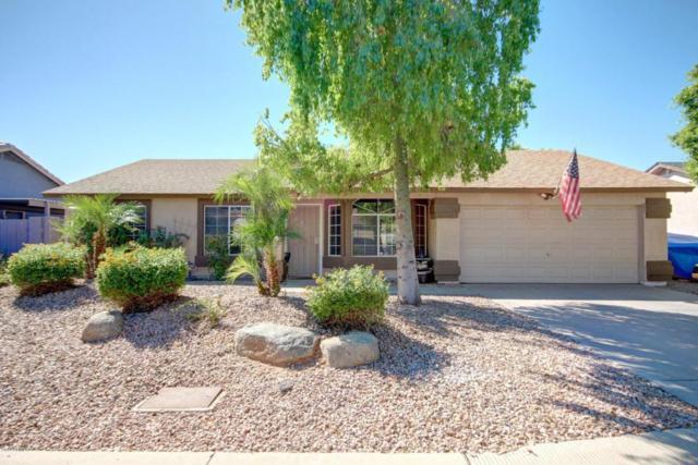 8121 E Dartmouth Street, Mesa, AZ 85207 (MLS #5665716) :: The Bill and Cindy Flowers Team