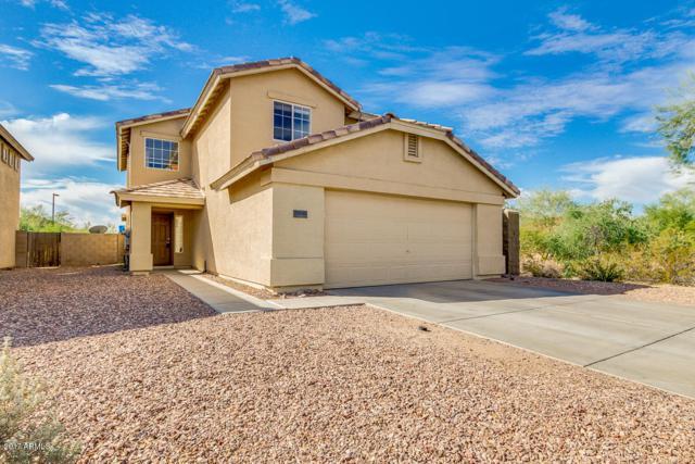22045 W Gardenia Drive, Buckeye, AZ 85326 (MLS #5665734) :: Desert Home Premier