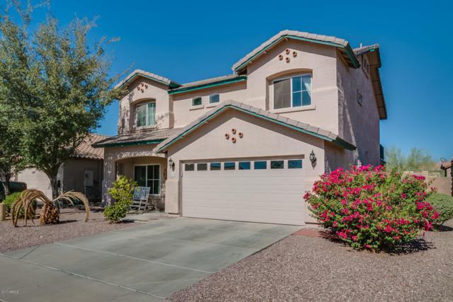 155 S 229TH Drive, Buckeye, AZ 85326 (MLS #5665751) :: Desert Home Premier