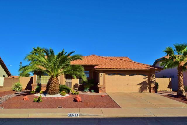 20633 N Ventana Drive W, Sun City, AZ 85373 (MLS #5666103) :: Desert Home Premier