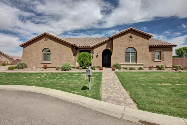 21934 E Stone Crest Court, Queen Creek, AZ 85142 (MLS #5666500) :: Group 46:10