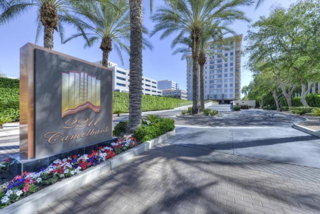 2211 E Camelback Road #206, Phoenix, AZ 85016 (MLS #5667808) :: 10X Homes