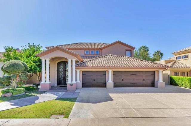 5813 W Del Lago Circle, Glendale, AZ 85308 (MLS #5668540) :: Rodney Barnes Real Estate