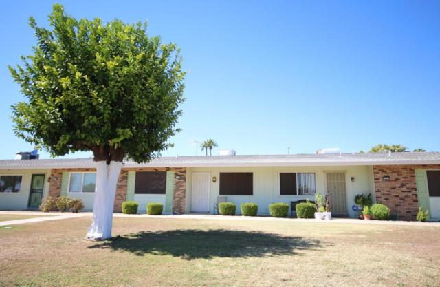 13610 N 111TH Avenue, Sun City, AZ 85351 (MLS #5669082) :: Kelly Cook Real Estate Group