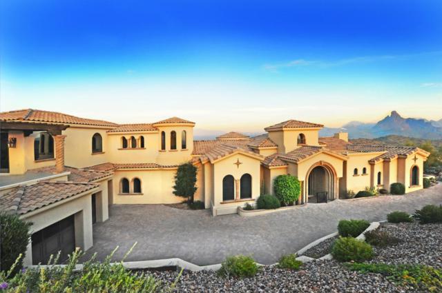 9127 N Vista Verde Court, Fountain Hills, AZ 85268 (MLS #5669609) :: Occasio Realty
