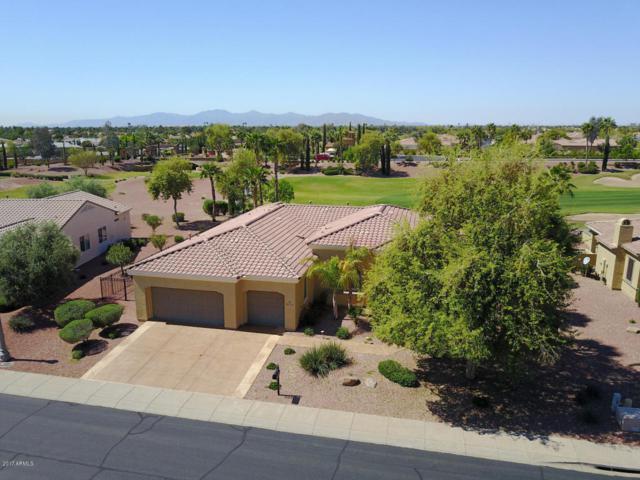 21926 N San Ramon Drive, Sun City West, AZ 85375 (MLS #5670210) :: Desert Home Premier