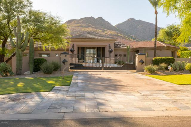 5102 N Wilkinson Road, Paradise Valley, AZ 85253 (MLS #5670355) :: Occasio Realty