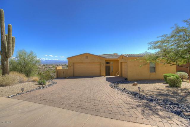 10827 N Sonora Vista, Fountain Hills, AZ 85268 (MLS #5670494) :: Kortright Group - West USA Realty