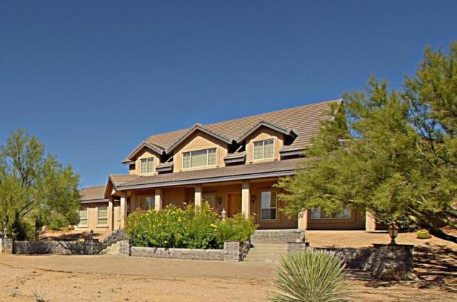 14162 E Peak View Road, Scottsdale, AZ 85262 (MLS #5671093) :: Desert Home Premier