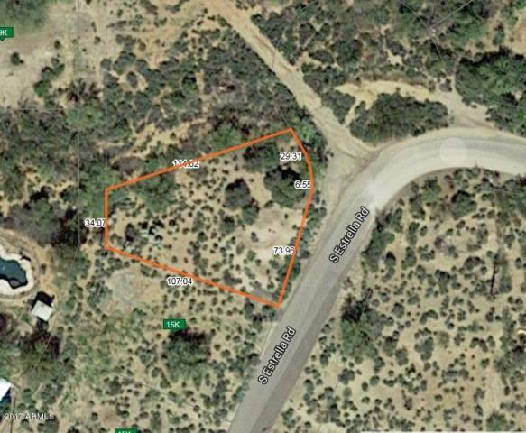 5600 S Estrella Road, Gold Canyon, AZ 85118 (MLS #5671450) :: Devor Real Estate Associates