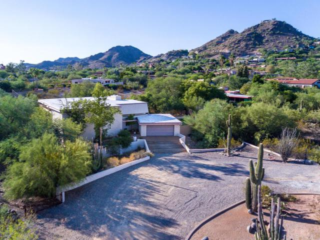 6516 N Hillside Drive, Paradise Valley, AZ 85253 (MLS #5672263) :: Cambridge Properties