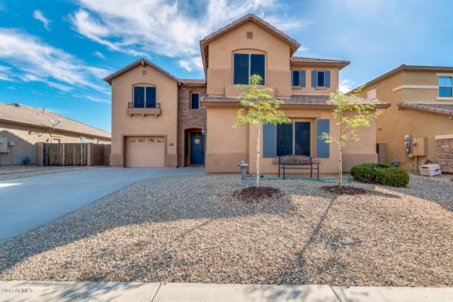 9825 N 180TH Avenue, Waddell, AZ 85355 (MLS #5673072) :: Kortright Group - West USA Realty