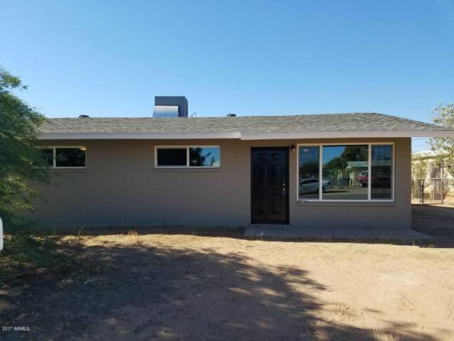 330 E Burke Avenue, Coolidge, AZ 85128 (MLS #5673237) :: Yost Realty Group at RE/MAX Casa Grande