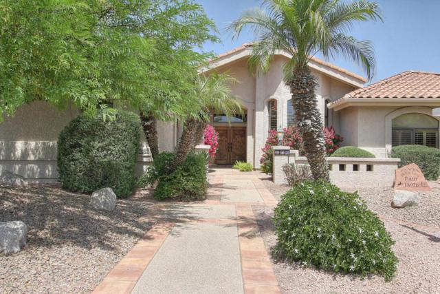 18926 E Mcdowell Mountain Drive, Rio Verde, AZ 85263 (MLS #5673487) :: Desert Home Premier