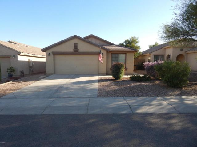 971 W Desert Mountain Drive, San Tan Valley, AZ 85143 (MLS #5673524) :: The Everest Team at My Home Group