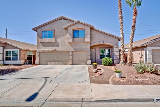 20454 N 90TH Lane, Peoria, AZ 85382 (MLS #5673812) :: The Laughton Team