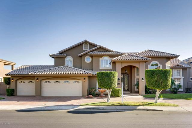 5885 W Del Lago Circle, Glendale, AZ 85308 (MLS #5674487) :: The Laughton Team