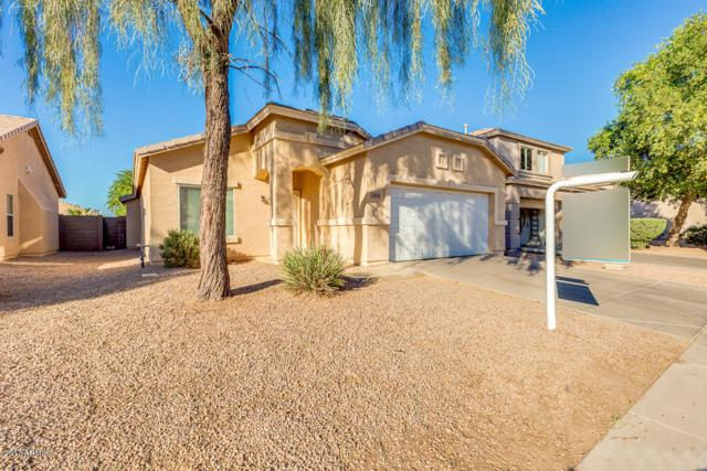 804 W Spruell Avenue, Coolidge, AZ 85128 (MLS #5674510) :: Yost Realty Group at RE/MAX Casa Grande