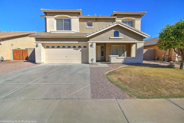 14348 W Fairmount Avenue, Goodyear, AZ 85395 (MLS #5674562) :: Desert Home Premier