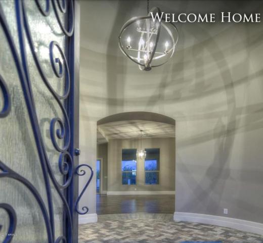 8709 E Villa Cassandra Drive, Scottsdale, AZ 85266 (MLS #5674782) :: Kortright Group - West USA Realty