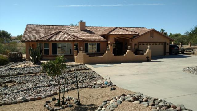 2125 W Bromm Lane, Wickenburg, AZ 85390 (MLS #5675032) :: Arizona 1 Real Estate Team
