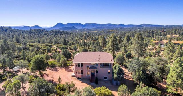 809 N Chaparral Pines Drive, Payson, AZ 85541 (MLS #5675143) :: 10X Homes