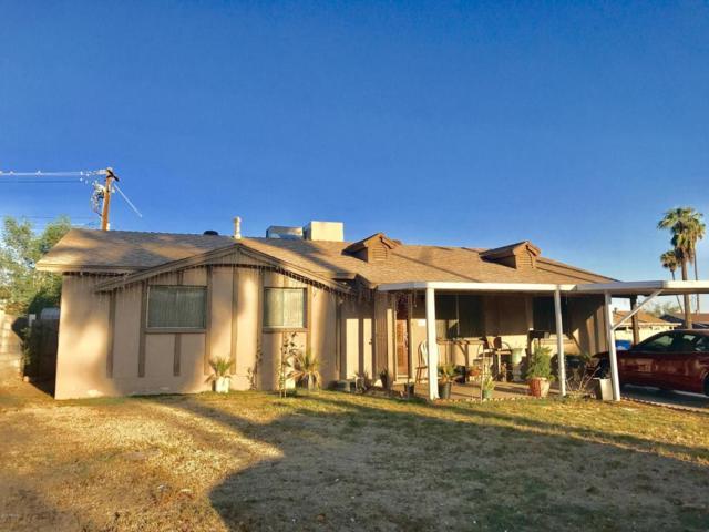 3101 N 65TH Avenue, Phoenix, AZ 85033 (MLS #5675146) :: 10X Homes