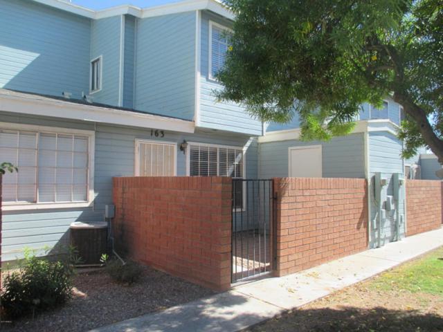 510 N Alma School Road #163, Mesa, AZ 85201 (MLS #5675179) :: 10X Homes