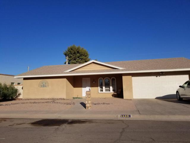 1480 N Amarillo Street, Casa Grande, AZ 85122 (MLS #5675288) :: Yost Realty Group at RE/MAX Casa Grande