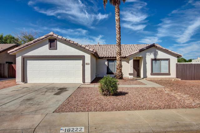 18222 N 63RD Avenue, Glendale, AZ 85308 (MLS #5675339) :: The Laughton Team
