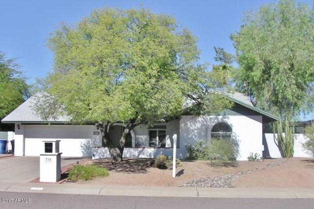 714 W Strahan Drive, Tempe, AZ 85283 (MLS #5675351) :: The Bill and Cindy Flowers Team