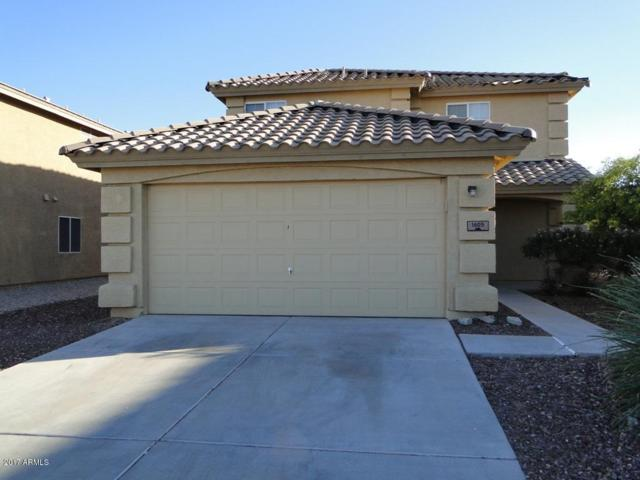1605 W Central Avenue, Coolidge, AZ 85128 (MLS #5675380) :: Yost Realty Group at RE/MAX Casa Grande