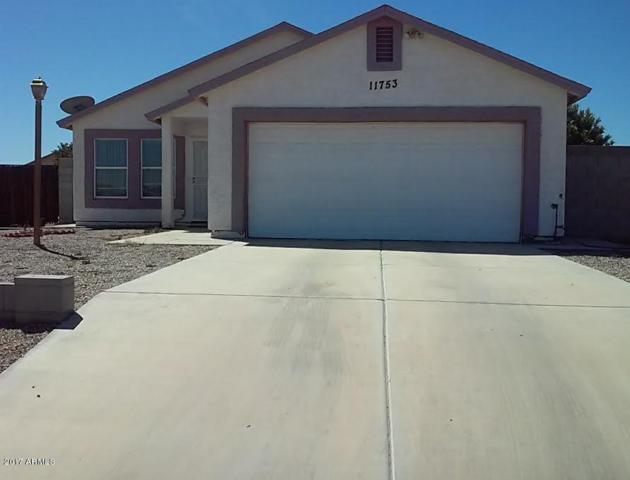 11753 W Carousel Drive, Arizona City, AZ 85123 (MLS #5675569) :: Yost Realty Group at RE/MAX Casa Grande