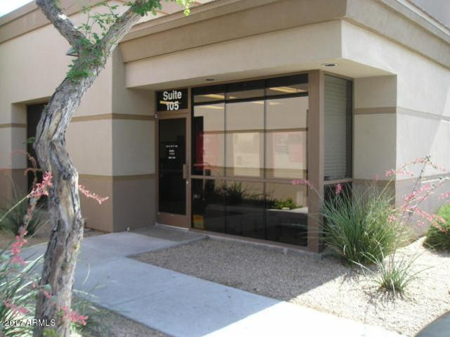 18205 N 51ST Avenue N #105, Glendale, AZ 85308 (MLS #5675604) :: The Laughton Team