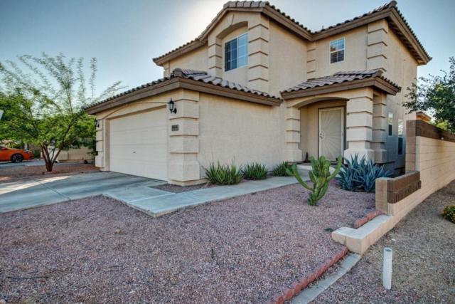 11626 N Olive Street, El Mirage, AZ 85335 (MLS #5675787) :: Kelly Cook Real Estate Group