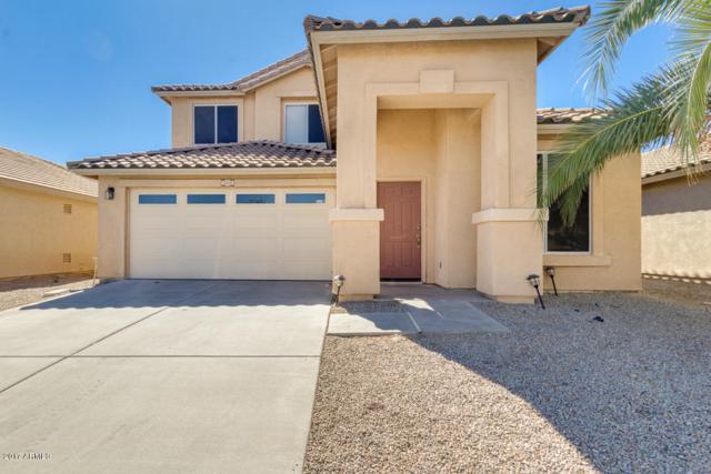 3201 W Yellow Peak Drive, Queen Creek, AZ 85142 (MLS #5675889) :: Group 46:10